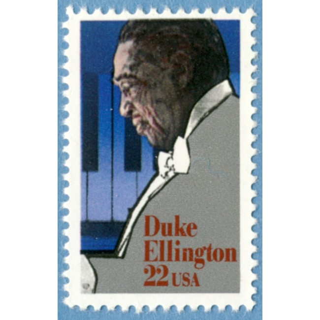 USA 1986 M1798** Duke  Ellington 1 kpl