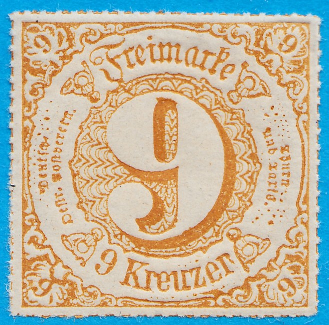 THURN & TAXIS 1866 M54 II**